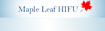 Maple Leaf HIFU 877-370-4438